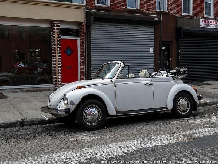 Фото старых американских машин Нью-Йорка. Ностальгия (11)