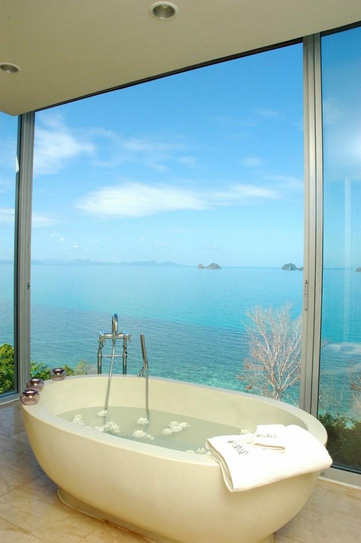 Роскошная вилла в Тайланде — Villa Beige, красивый отель с видом на море (12)