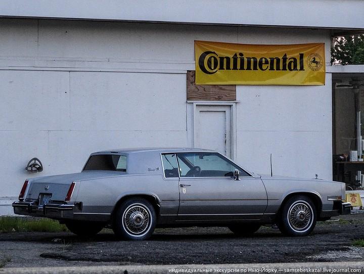 Фото старых американских машин Нью-Йорка. Ностальгия (12)