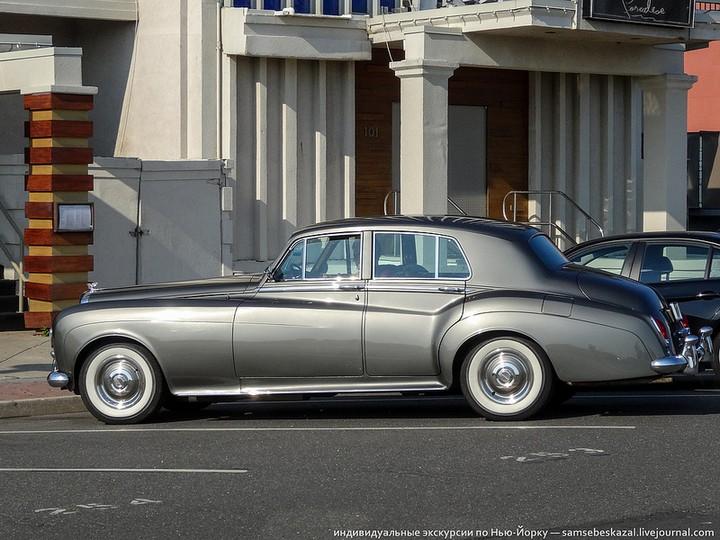 Фото старых американских машин Нью-Йорка. Ностальгия (13)