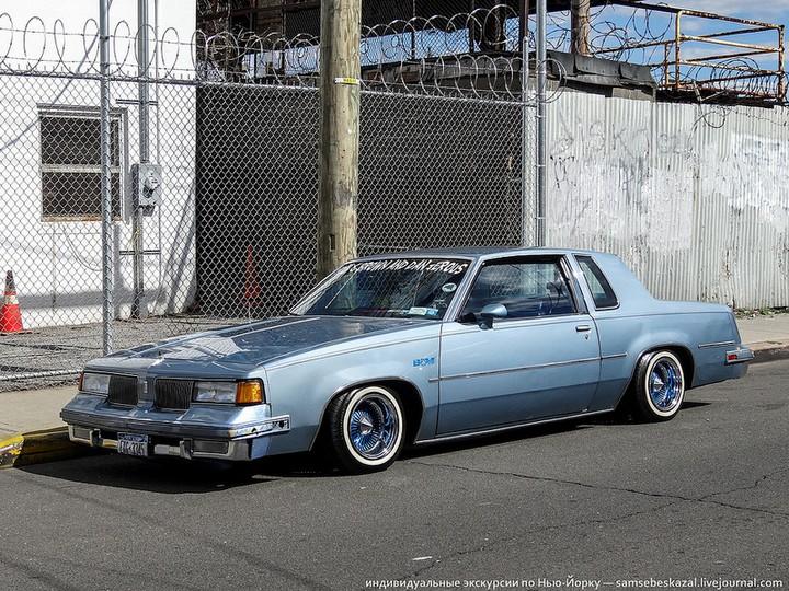 Фото старых американских машин Нью-Йорка. Ностальгия (17)