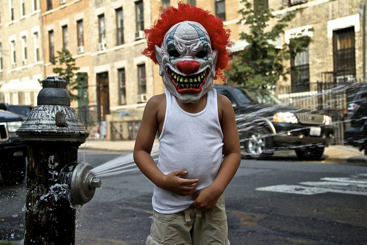 Нью-Йорк в лицах, жители Нью-Йорка (30)