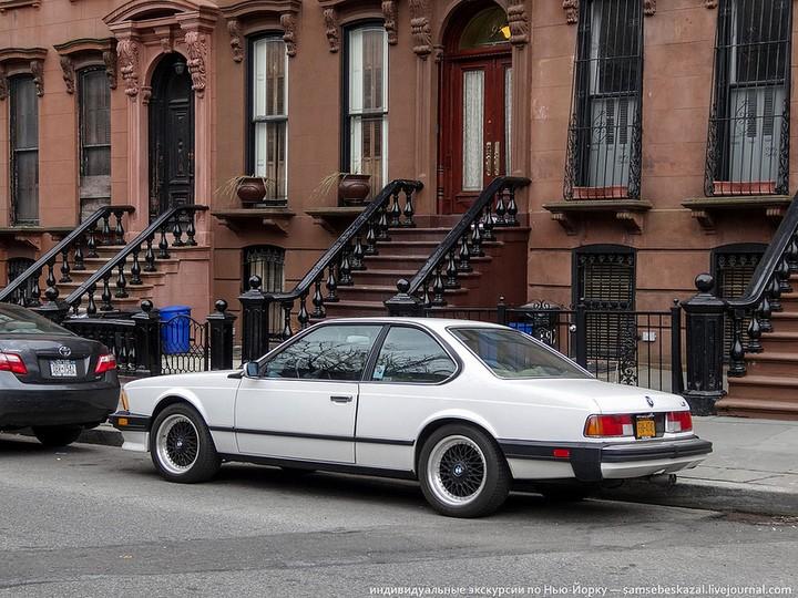 Фото старых американских машин Нью-Йорка. Ностальгия (35)