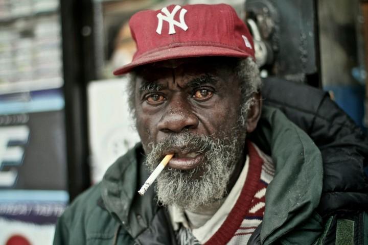 Нью-Йорк в лицах, жители Нью-Йорка (19)