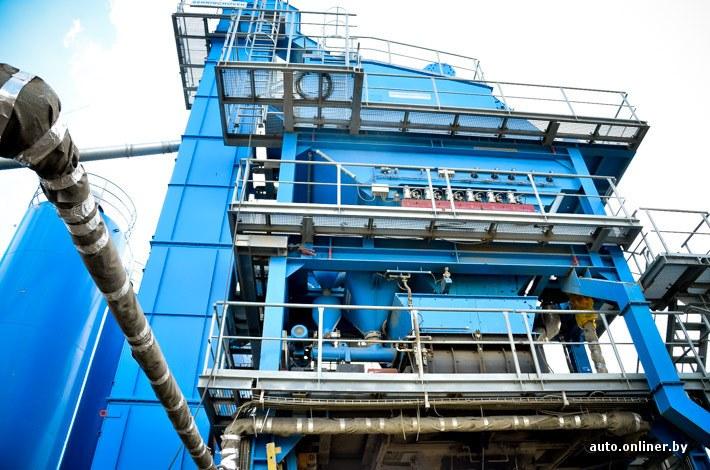 Как делают асфальт на асфальтном заводе (31)