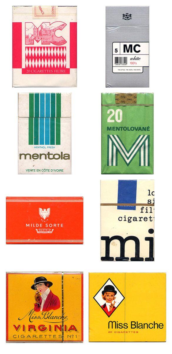 Сигаретные пачки из прошлого, Старые пачки сигарет, подборка фото, коллекция пачек из под сигарет (17)