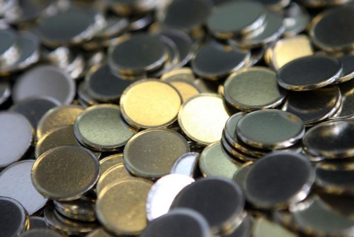 Как делают деньги на монетном дворе (3)