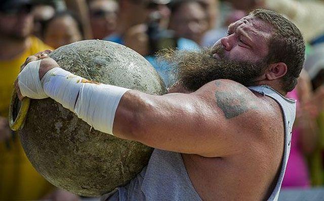 Соревнования самых сильных людей мира, интересные фотографии (3)