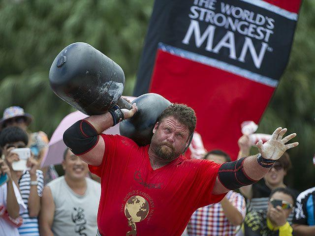 Соревнования самых сильных людей мира, интересные фотографии (32)