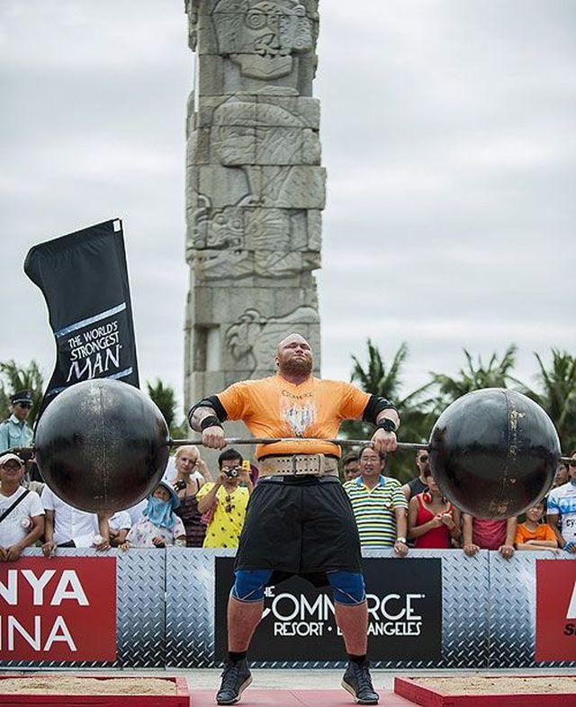 Соревнования самых сильных людей мира, интересные фотографии (5)