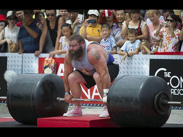 Соревнования самых сильных людей мира, интересные фотографии (8)