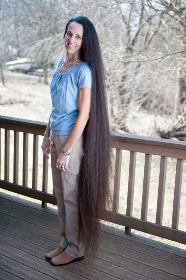 Семья с длинными волосами (3)