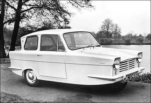Самые некрасивые автомобили в мире (15)