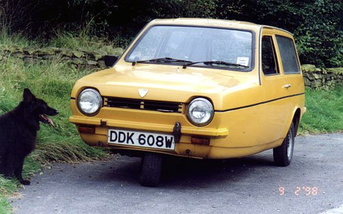 Самые некрасивые автомобили в мире (16)