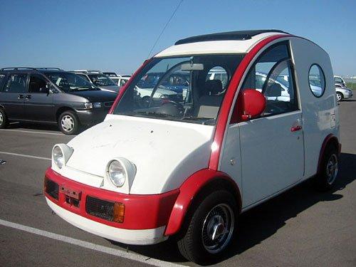 Самые некрасивые автомобили в мире (25)