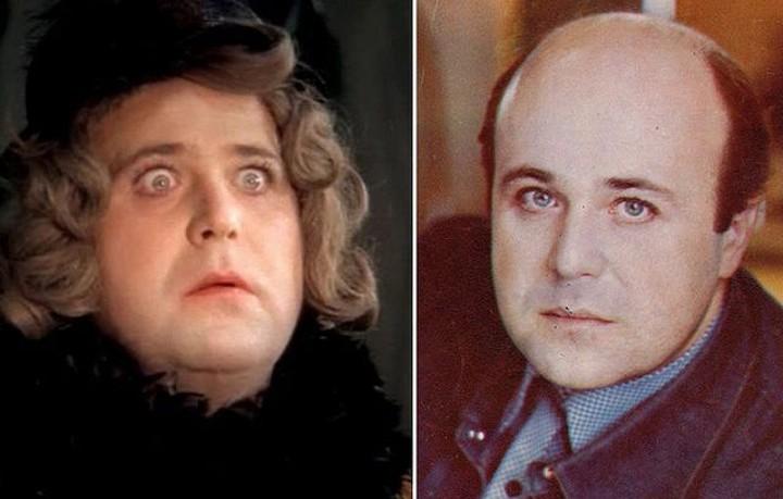 Кто из актеров мужчин играл роль женщины (1)