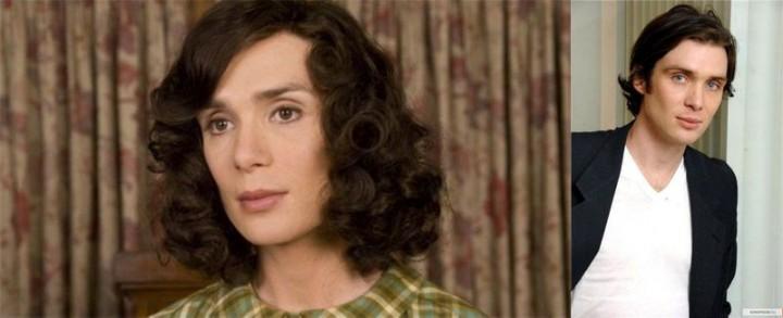 Кто из актеров мужчин играл роль женщины (15)