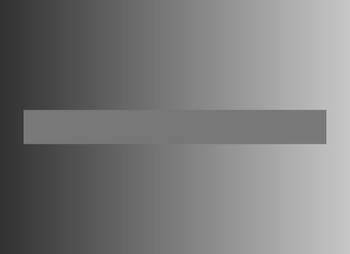 Оптическая иллюзия Адельсона