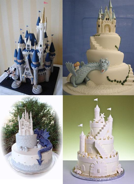 Самые необычные и красивые свадебные торты. Прикольные торты на свадьбу (3)
