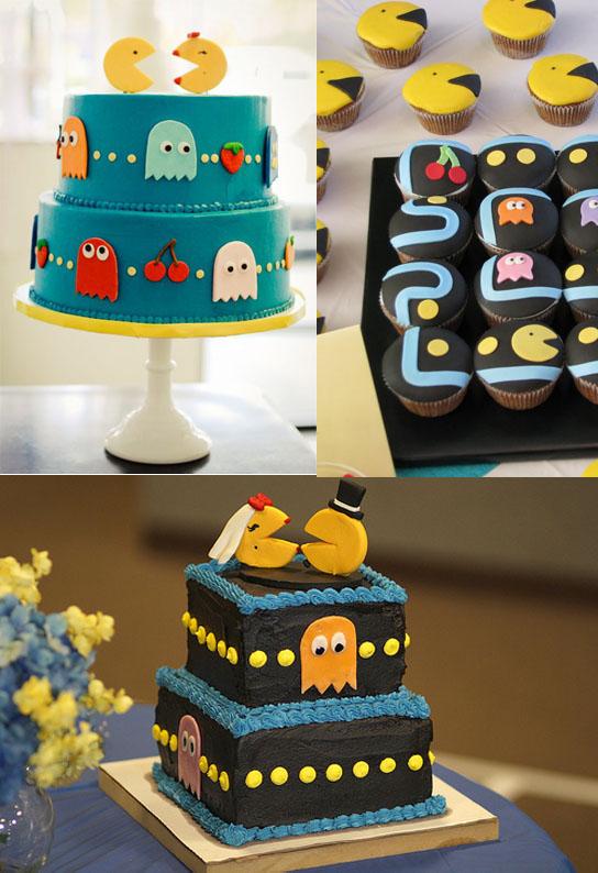 Самые необычные и красивые свадебные торты. Прикольные торты на свадьбу (8)