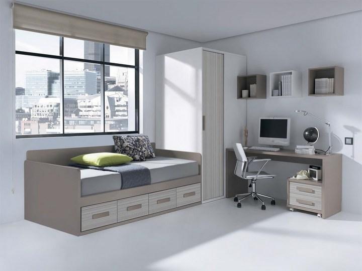 Создание интерьера комнаты для мальчика подростка (4)