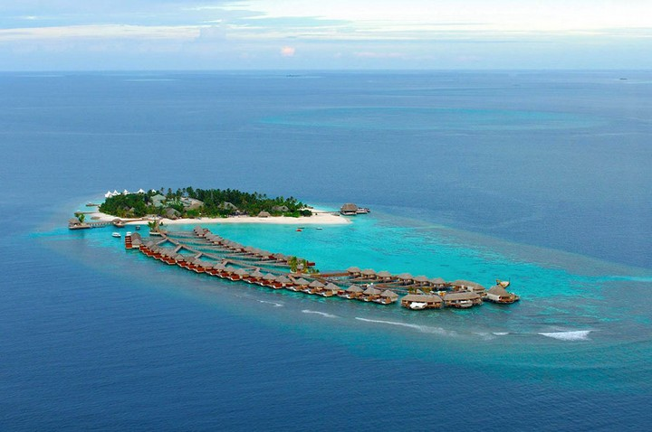 Отель W Retreat & Spa — райский уголок на Мальдивах, фото с Мальдив (3)