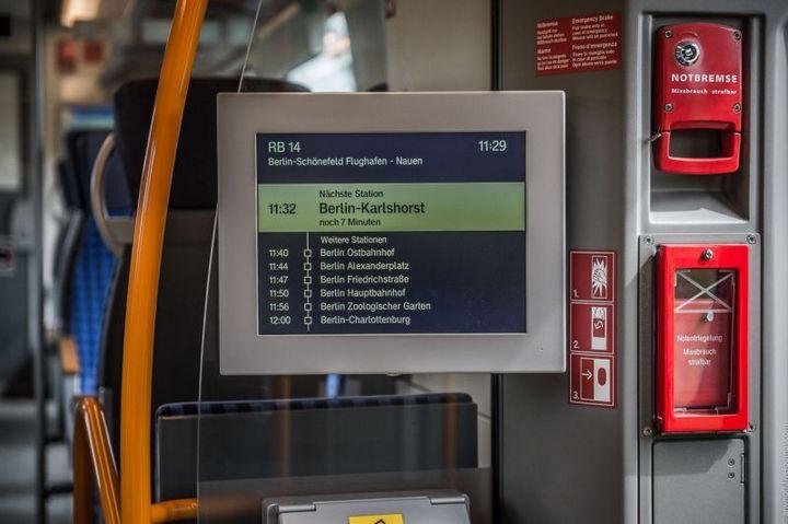 Пригородные поезда в Германии (3)