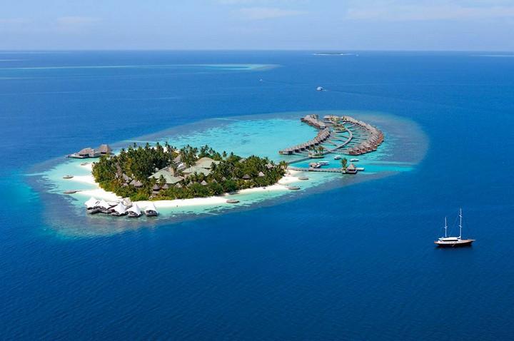 Отель W Retreat & Spa — райский уголок на Мальдивах, фото с Мальдив (4)