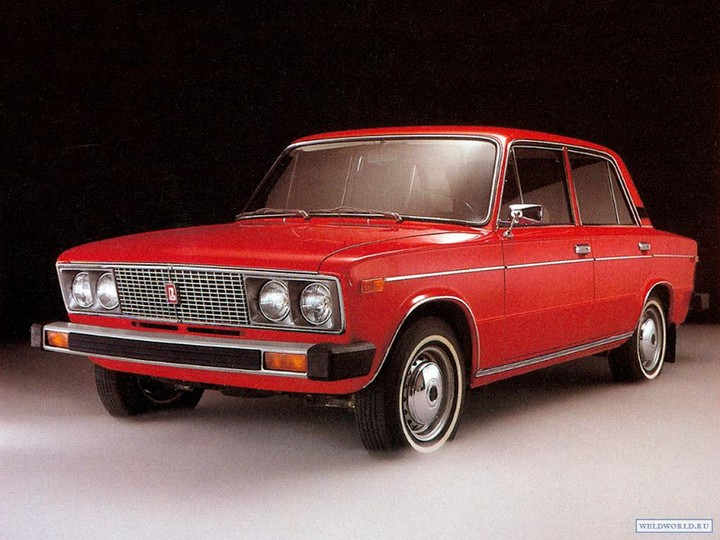 Русские машины на улицах Америки и Канады (3)