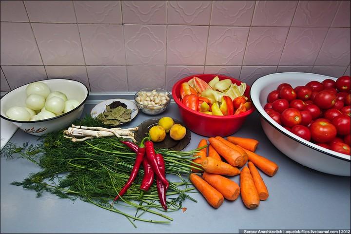 Как засолить помидоры, пошаговая инструкция с фото (4)