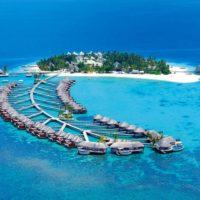 Отель W Retreat & Spa — райский уголок на Мальдивах… (28 фото)