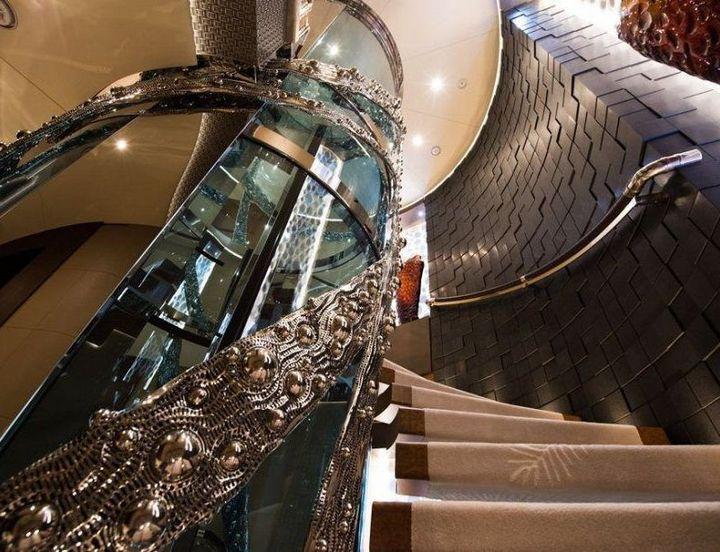 Самые дорогие и роскошные яхты в мире. Красивая яхта (5)