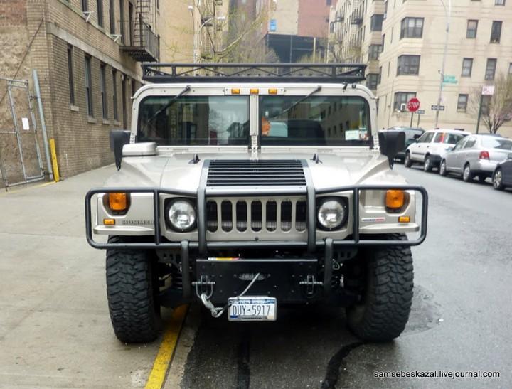 Как паркуются в Нью-Йорке (6)
