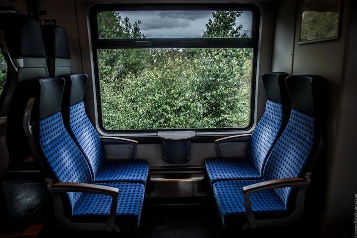 Пригородные поезда в Германии (6)