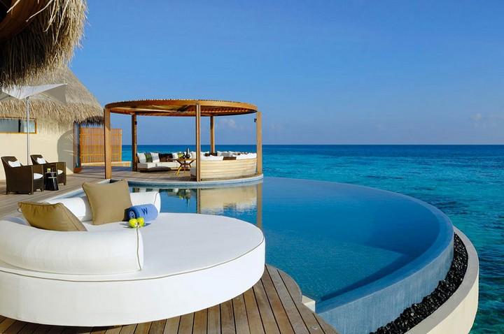 Отель W Retreat & Spa — райский уголок на Мальдивах, фото с Мальдив (1)