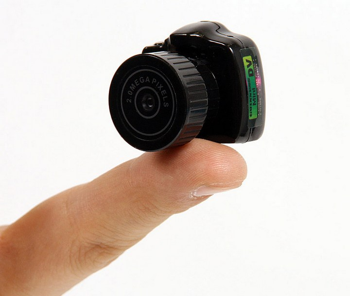 самая маленькая зеркальная фотокамера в мире — MAME-CAM (9)