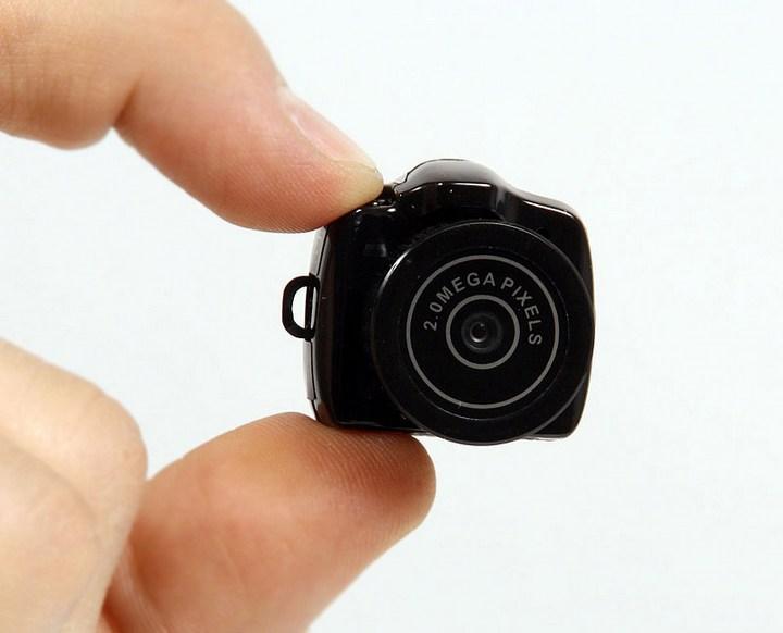 самая маленькая зеркальная фотокамера в мире — MAME-CAM (1)