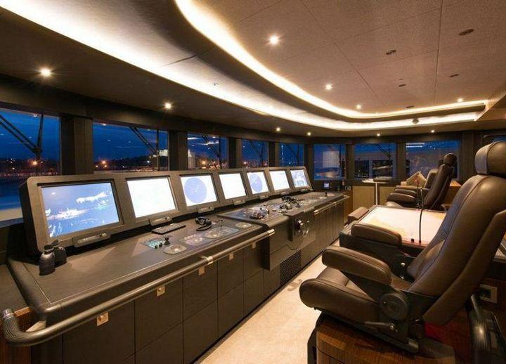 Самые дорогие и роскошные яхты в мире. Красивая яхта (7)
