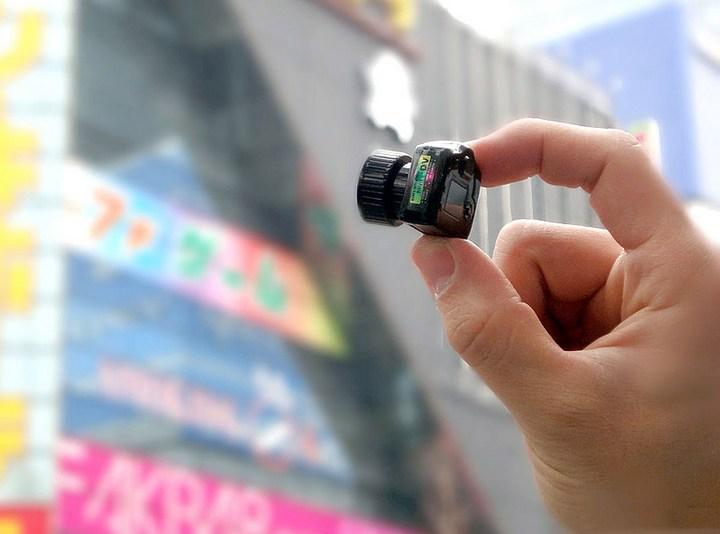 самая маленькая зеркальная фотокамера в мире — MAME-CAM (6)
