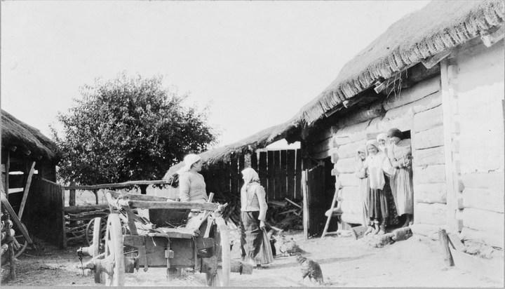 Старые ретро фотографии России, фото русских деревень и крестьян (9)