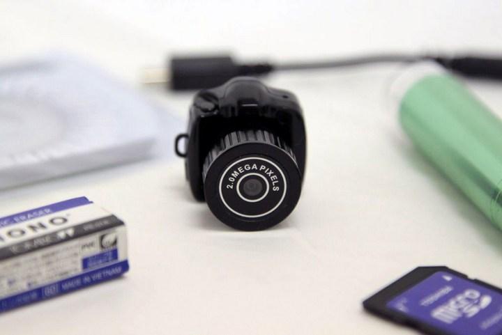 самая маленькая зеркальная фотокамера в мире — MAME-CAM (5)