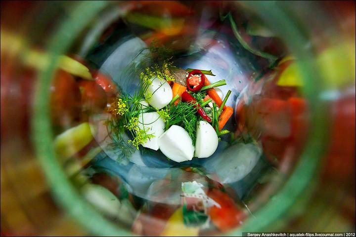 Как засолить помидоры, пошаговая инструкция с фото (11)