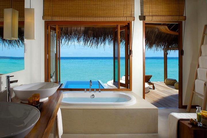 Отель W Retreat & Spa — райский уголок на Мальдивах, фото с Мальдив (12)