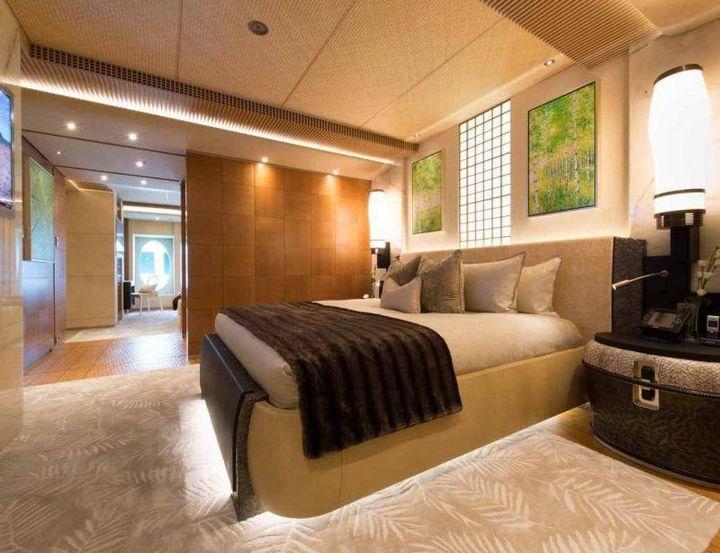 Самые дорогие и роскошные яхты в мире. Красивая яхта (14)