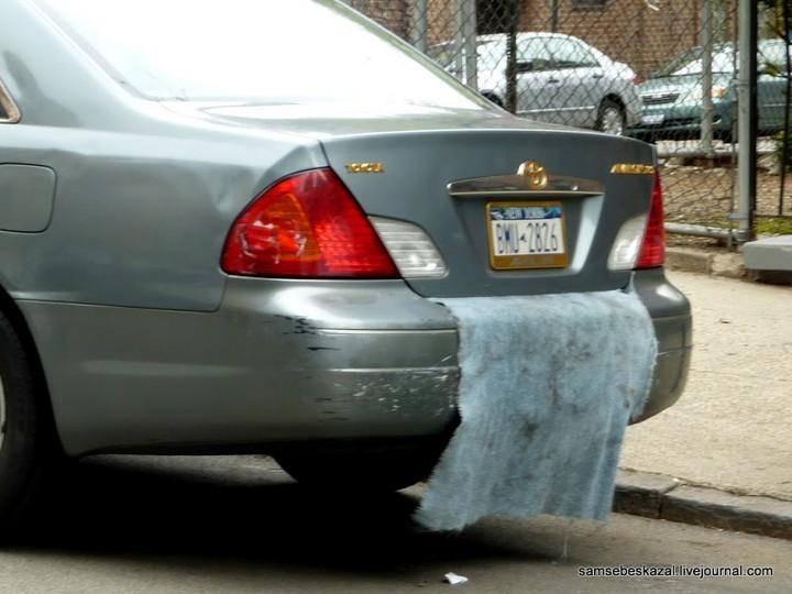 Как паркуются в Нью-Йорке (14)