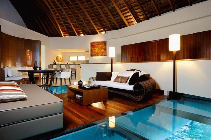 Отель W Retreat & Spa — райский уголок на Мальдивах, фото с Мальдив (14)