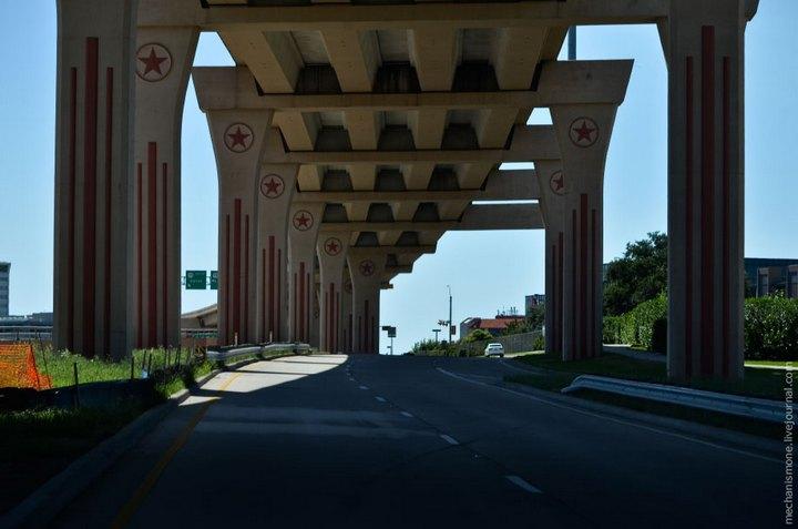Как делают дороги в Америке (16)