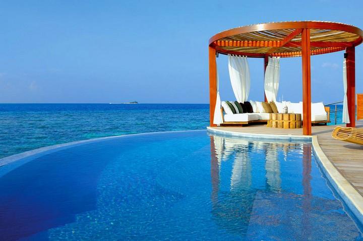 Отель W Retreat & Spa — райский уголок на Мальдивах, фото с Мальдив (16)