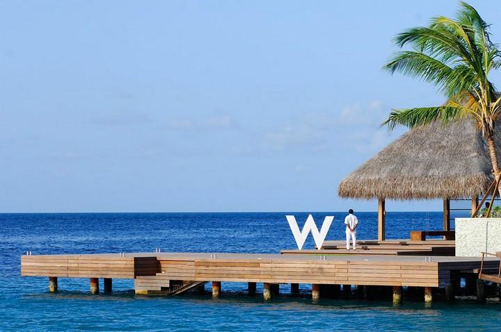 Отель W Retreat & Spa — райский уголок на Мальдивах, фото с Мальдив (17)