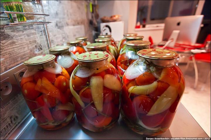Как засолить помидоры, пошаговая инструкция с фото (18)